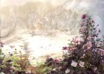 Combined Landscape by melukilan