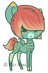 Pony Adopt: OPEN [50 Points] by Key-Ring