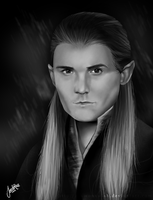Legolas by xxMoonwish