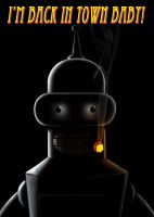 Bender Blender is Back by MrJackXIII