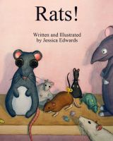 Rats Title Page by JessicaEdwards