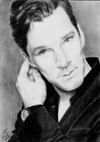 Benedict C. by Miss-Catherine