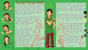 My Second Ref Sheet GAH by Second-Person-Point