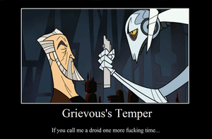 Grievous Motivational by Mixmaster900