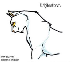 Whitestorm-Amritha by StarClan