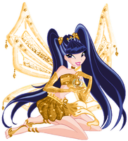 Musa Gold Enchantix by AlexaSpears1333