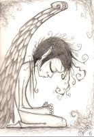 lost angel by simafi