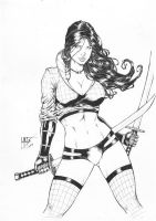 Leo Matos: Shi by comiconart