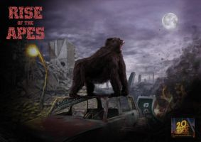 rise of the apes by devilman27