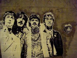Meet the Beatles by Arkhizon
