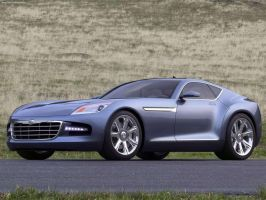 Chrysler Firepower Concept by TheCarloos
