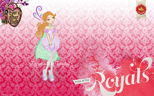 Ever After High OC: Legacy Day : Commision by RapunzelitsaTangled