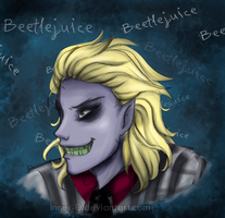 Beetlejuice 2 by Inner-D