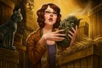 Research Assistant for Call of Cthulhu by feliciacano