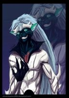 grimmjow jeagerjaques - feline vers- + video! by Silverbloodwolf98