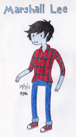 Marshall Lee by dancefever92