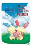 Plusle and Minun by k-hots