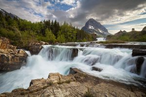 Swiftcurrent by StevenDavisPhoto