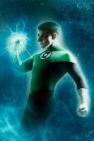Green Lantern by YourMojoByJojo