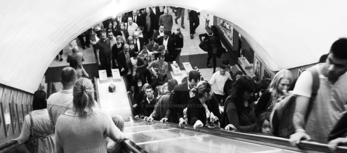 The tube - Rush by MaryG90