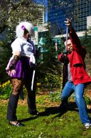 No More Heroes by nwcosplay