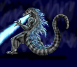 Dec. Request-Godzilla by Scatha-the-Worm
