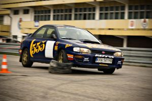 Impreza 555 by redsunph