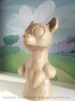 Pony Sculpted Bust Customizable by RaptorArts