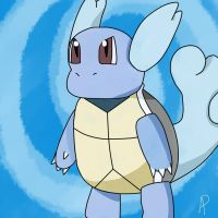 Mr. Wartortle by tacoroach