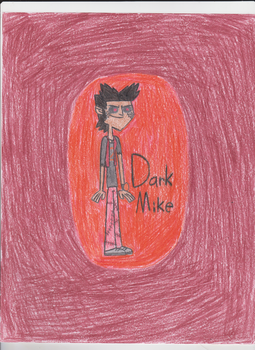 TD: Dark Mike by KawaiiWonder
