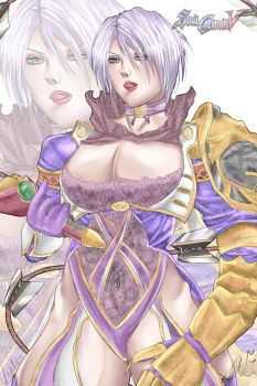 Soul Calibur V - Ivy by UnderHisLight