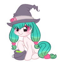 [AP] Sugar Spell Tiny Chibi by StyxLady