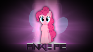 Pinkie Pie Wallpaper by Qutiix