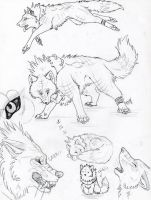 friend sketches by Suenta-DeathGod