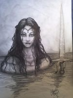 lady of the lake by tonez2