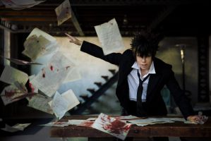 shinya kogami_8 by 29122