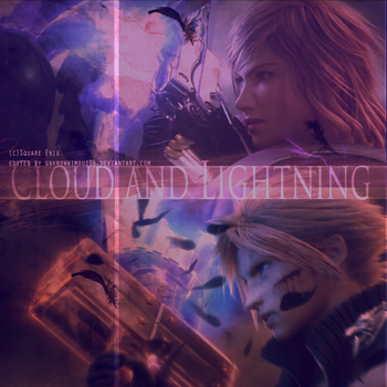 Cloud and Lightning by unknownimouz15