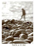 thougths on the beach by Kemao