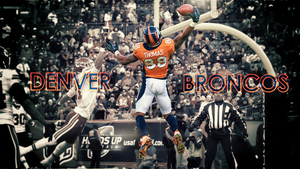 Demaryius Thomas Denver Broncos Wallpaper by DenverSportsWalls