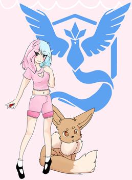 team mystic by sugary-carousel