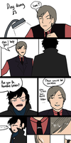 How to Annoy Hannibal pg 1 by amidarosa