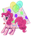 Party Balloons by bluedemon00