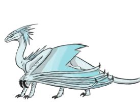 IceWing Practice by SpottyON