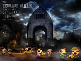 Zombie Walk DF by berny59