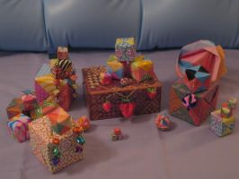 Origami Compilation by The-Common-Recko