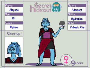 Secret Hideout App: Alcyone