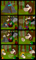 The Shell of Makreen Page 4 by HyperactiveMothMan