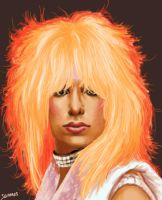 Vince Neil 3 by SavanasArt