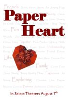 Paper Heart by Marstini