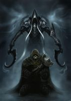 Diablo 3 Reaper Of Souls by zoppy